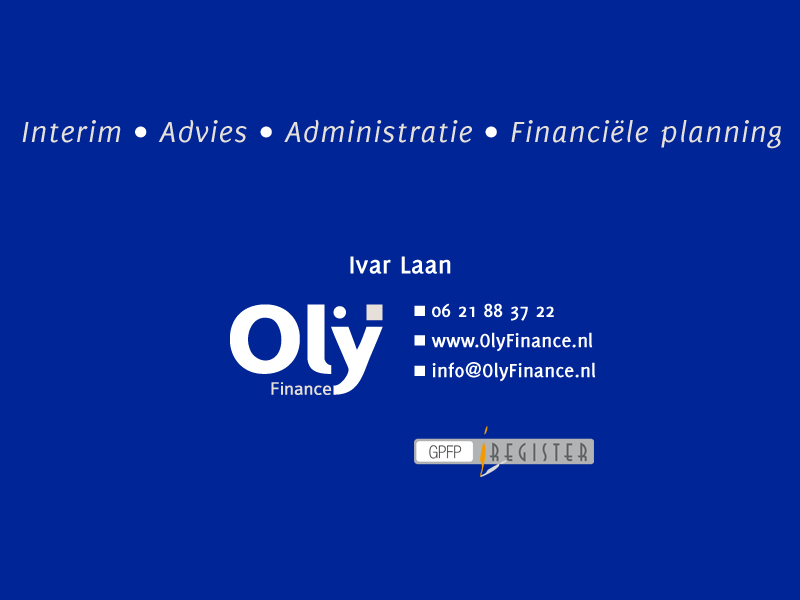 Oly Finance
